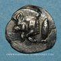 Münzen Mysie. Cyzique. Hémiobole, vers 480-400 av. J-C