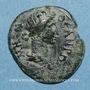 Münzen Mysie. Pergame. Monnayage pseudo-autonome. Bronze, vers 40-60