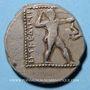 Münzen Pamphylie. Aspendos. Statère (400-300 av. J-C)