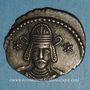 Münzen Parthie. Meherdates usurpateur (49-50). Drachme. Ecbatane