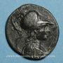 Münzen Phrygie. Apamée. Antiphon et Ménékléos, magistrats. Bronze, vers 88-40 av. J-C