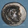 Münzen Roy.de Macédoine. Alexandre III le Grand (336-323 av. J-C). Tétradrachme. Alanbada, 173-167 av. J-C