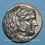 Münzen Roy. de Macédoine. Alexandre III le Grand (336-323 av. J-C). Tétradrachme. Babylone 324-323 av. J-C