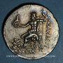 Münzen Roy. de Macédoine. Alexandre III le Grand (336-323 av. J-C) Tétradrachme. Chios, 190-165 av J-C