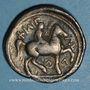 Münzen Roy. de Macédoine. Philippe II  (359-336 av. J-C). Tétradrachme posthume. Amphipolis, 323/22-316/15