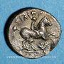 Münzen Roy. de Macédoine. Philippe III l'Aridée (323-317 av. J-C). Hémidrachme. Amphipolis, 323-318 av. J-C