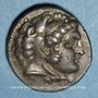 Münzen Roy. de Macédoine. Philippe III l'Aridée (323-317 av. J-C). Tétradrachme. Salamis,  323/315 av. J-C