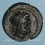 Münzen Royaume de Galatie. Déiotaros I Philoromais (63-40 av. J-C). Bronze