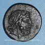 Münzen Royaume de Pont. Amisos. Epoque de Mithridate VI Eupator (vers 120-63 av. J-C). Bronze, vers 85-65