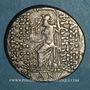 Münzen Royaume de Syrie. Philippe Philadelphe (95-75 av. J-C). Tétradrachme. Tarsus (?), 88-75 av. J-C