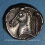 Münzen Sicile. Entella. Monnayage siculo-punique, vers 300-289 av. J-C. Tétradrachme atelier des questeurs