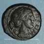 Münzen Sicile. Syracuse. Agathocles (317-289 av. J-C). Bronze