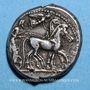 Münzen Sicile. Syracuse. Tétradrachme, vers 480-475 av. J-C