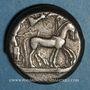 Münzen Sicile. Syracuse. Tétradrachme, vers 485- 479 av. J-C
