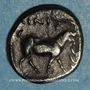 Münzen Thrace. Ainos. Diobole, vers 419-416 av. J-C