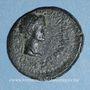 Münzen Thrace. Rhoemetalces I, avec Auguste (11 av. - 12 ap. J-C). Semis