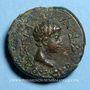 Münzen Thrace. Rhoemetalces I, avec Auguste (11 av. - 12 ap. J-C). Unité