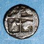 Münzen Troade. Kebren. Diobole, 5e s. av. J-C