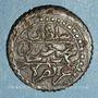Münzen Algérie. Ottomans. Mahmoud II (1223-1255H). 5 aspres 1238H. Alger