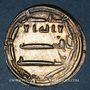 Münzen Maghreb. Abbassides. al-Mahdi (158-169H). Dirham 163H. al-'Abbassiya