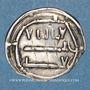 Münzen Maghreb. Abbassides. Harun al-Rashid (170-193H). Dirham 17(x)H. (al-'Abbassiya)