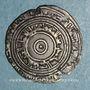 Münzen Maghreb. Fatimides. al-'Aziz (365-386H). 1/2 dirham 370H. al-Mahdiya