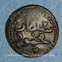 Münzen Tunisie. Ottomans. Mahmoud I (1143-1168H). Kharub 1163H. Tunis