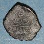 Münzen Tunisie. Ottomans. Mustafa II (1106-1115H). Burbe. Tunis