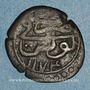 Münzen Tunisie. Ottomans. Mustafa III (1171-1187H). Burbe 1174H. Tunis