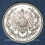 Münzen Allemagne. 1/2 mark 1906 E