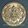 Münzen Allemagne. 1/2 mark 1906 G