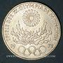 Münzen Allemagne. 10 mark 1972 D. Jeux olympiques. Flamme