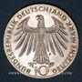 Münzen Allemagne. 10 mark 1972 F. Jeux olympiques. Sportif et sportive