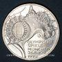 Münzen Allemagne. 10 mark 1972 F. Jeux olympiques. Stade