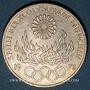 Münzen Allemagne. 10 mark 1972 J. Jeux olympiques. Flamme