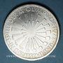 Münzen Allemagne. 10 mark 1972 J. Jeux olympiques. Spirale,  in Deutschland