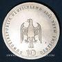 Münzen Allemagne. 10 mark 1989 J. Port de Hambourg