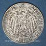 Münzen Allemagne. 25 pfennig 1911 D
