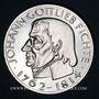 Münzen Allemagne. 5 mark 1964 J. Fichte