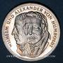 Münzen Allemagne. 5 mark 1967 F. Humboldt