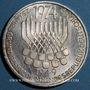 Münzen Allemagne. 5 mark 1974 F. La Constitution (Grundgesetz)
