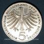 Münzen Allemagne. 5 mark 1975 G. Albert Schweitzer