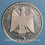 Münzen Allemagne. 5 mark 1980 D. Vogelweide