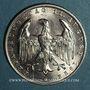 Münzen Allemagne. République de Weimar. 3 mark 1922 A