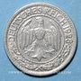 Münzen Allemagne. République de Weimar. 50 reichspfennig 1928 A