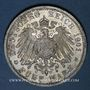 Münzen Prusse. Guillaume II (1888-1918). 5 mark 1901. Bicentenaire