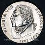 Münzen République Démocratique allemande. 20 mark 1967. 200e anniversaire de la naissance de Humboldt