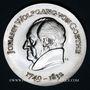 Münzen République Démocratique allemande. 20 mark 1969. 220e anniversaire de la naissance de Goethe