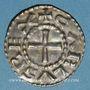 Münzen Charles le Chauve (840-877). Denier. Bourges