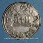 Münzen Charles le Chauve (840-877). Denier. Paris